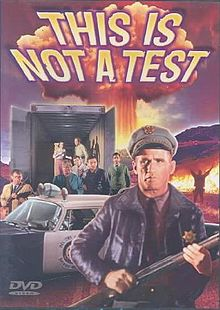 Retro Sci-Fi Weekend:  'This Is Not A Test'