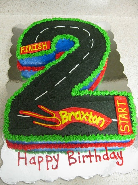 Images Of Hot Wheels Cake : Hot Wheels Racing League: Hot Wheels Birthday Party Cakes