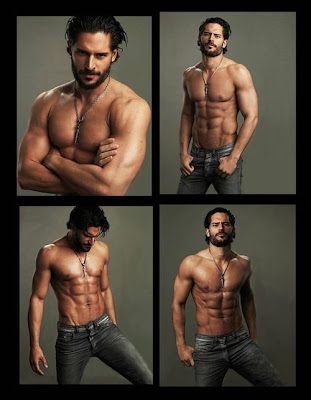 Joe Manganiello True Blood Thick Neck Thursday