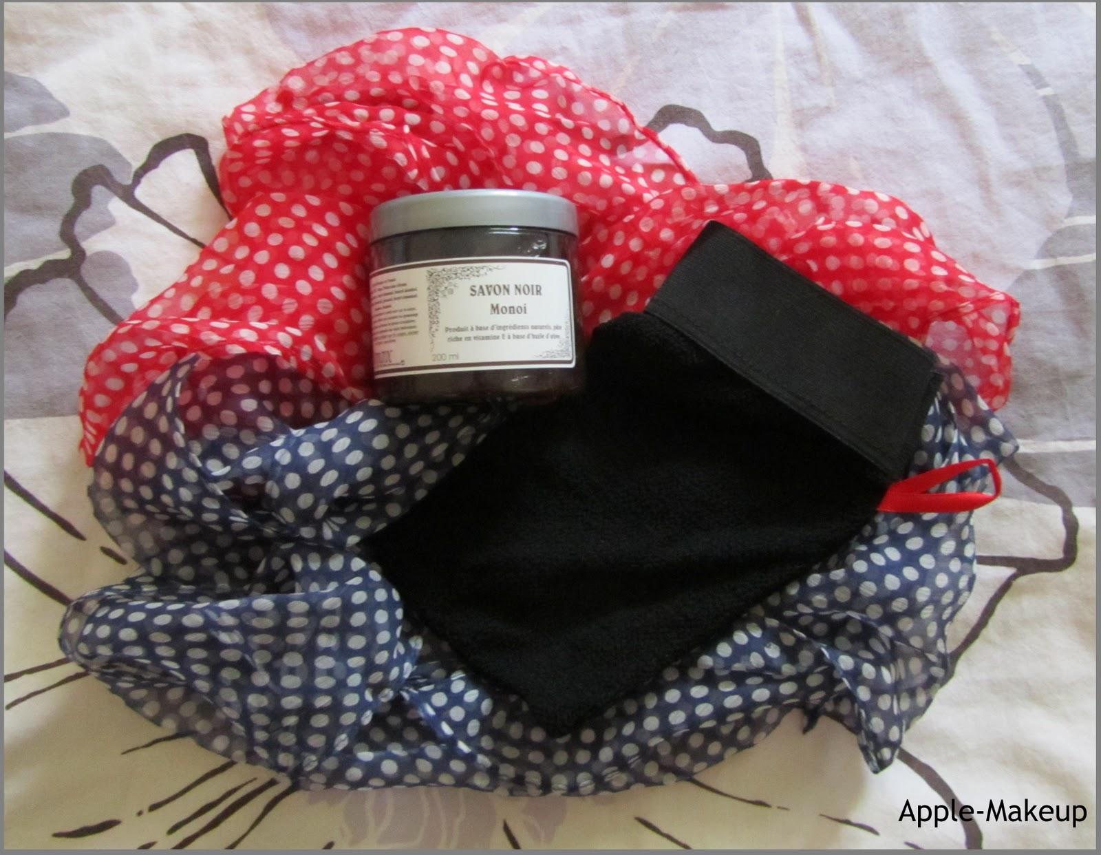 apple makeup test du savon noir au mono d 39 aromaroc. Black Bedroom Furniture Sets. Home Design Ideas