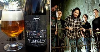 cerveja pearl Jam