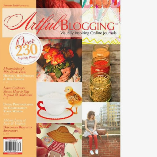 Published Artful Blogging 2014