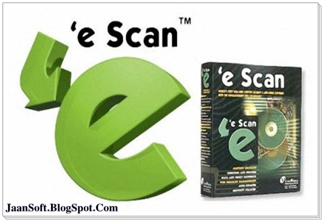 eScan Anti-Virus 14.0.1400.1722 For Windows Latest Download (Full)