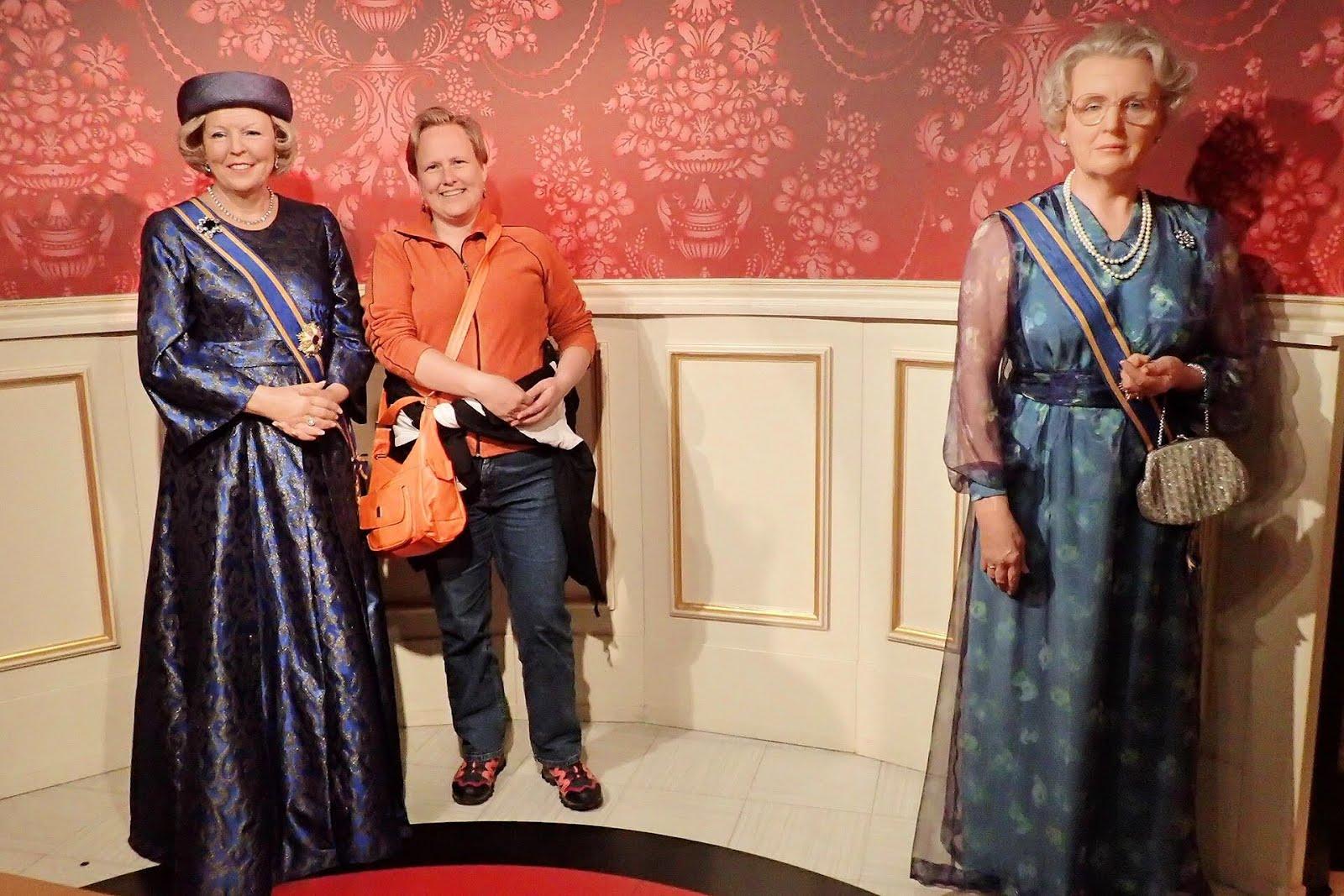 3 Queens ;-)