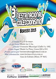 """9 Y 10 DE MAYO """"3° FIESTA NACIONAL DEL COLECCIONISMO"""""""