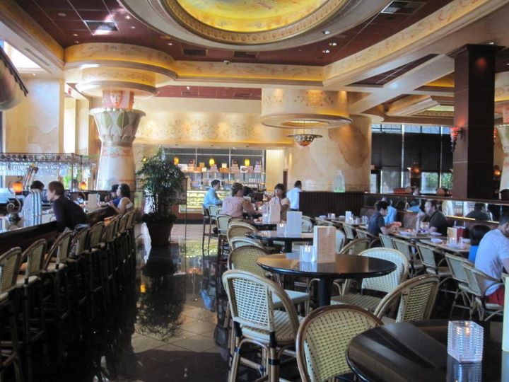 The Happy Hour Tour: The Cheesecake Factory