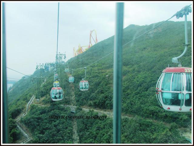 gambar ocean park hong kong tiket disneyland tips mudah cable car