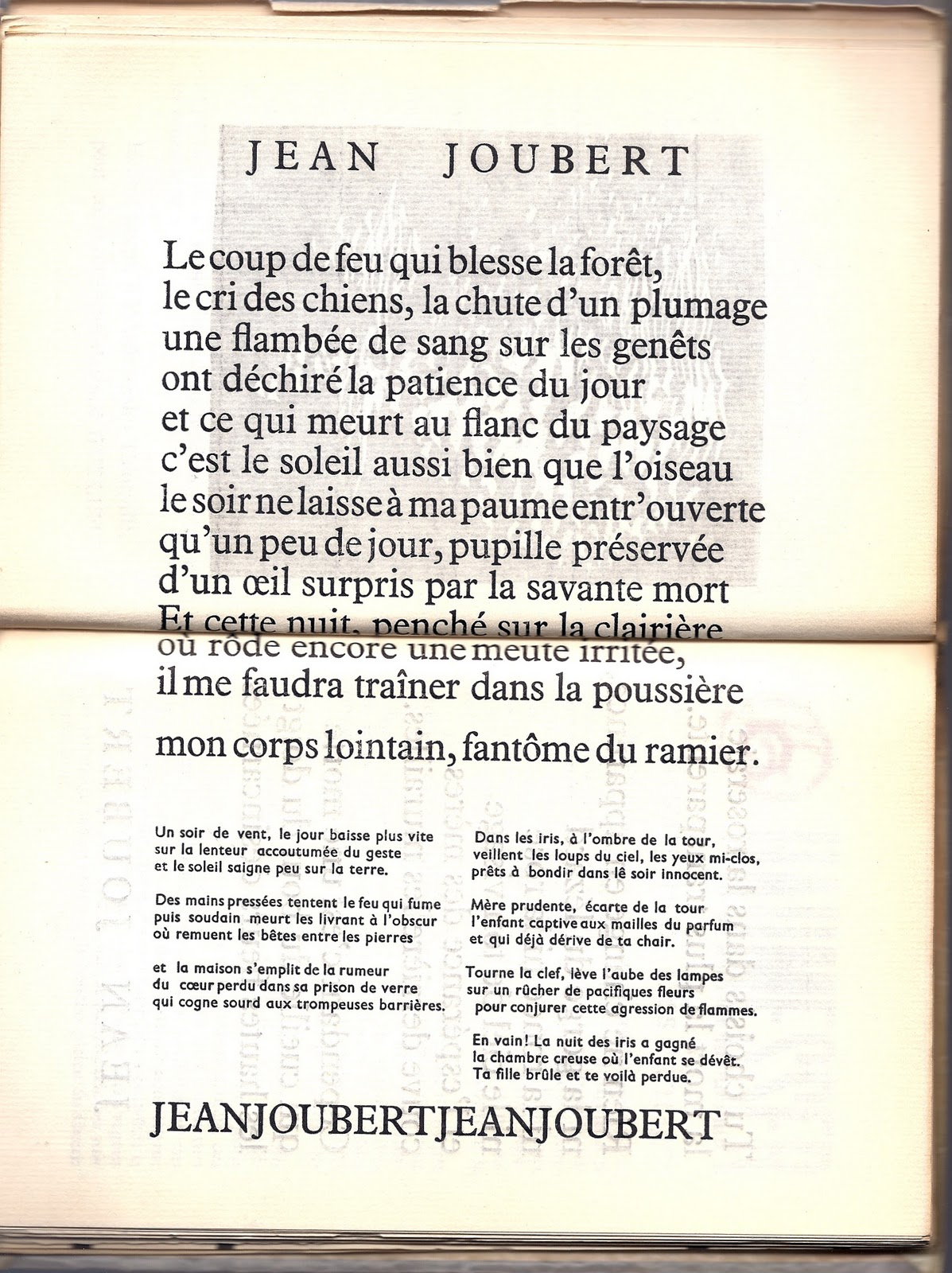 Ben Vautier 12 Propositions for a record to be considered as music