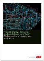 The ABB energy efficiency & productivity improvement plan