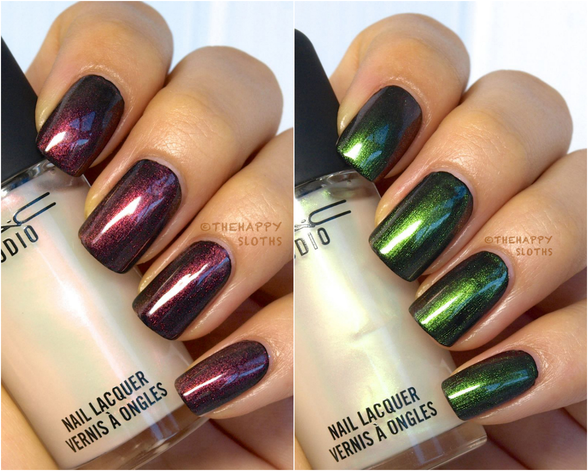 M∙A∙C Nail Transformations Nail Lacquer in \