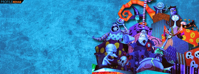 Nightmare Before Christmas Cover Photo