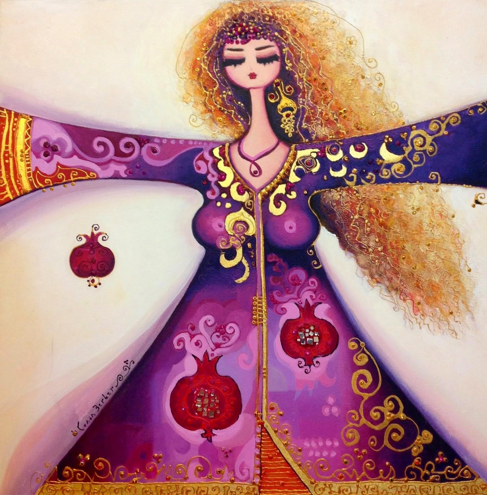 Dancing Sultan