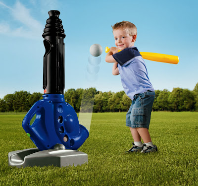Fisher-Price Triple Hit Baseball