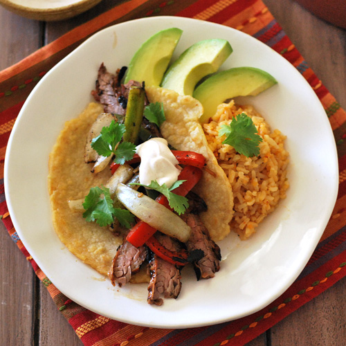 Tennessee beef, skirt steak, avocado, tex-mex