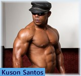Kuson Santos - Power Men, Muscle Inspection