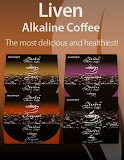 LIVEN-World's 1st Alkaline Coffee