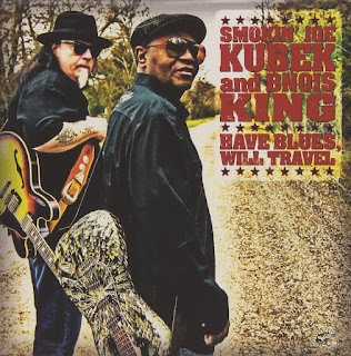 Smokin' Joe Kubek and Bnois King's Have Blues Will Travel