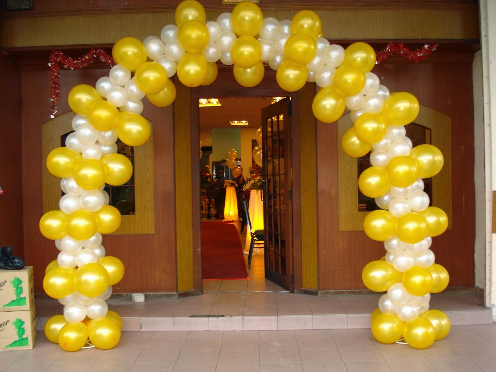 Wedding contractors in tirupati for Balloon decoration in bangalore