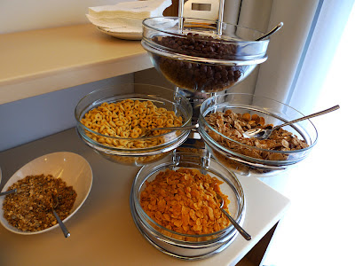 chrupki granola breakfast cereals