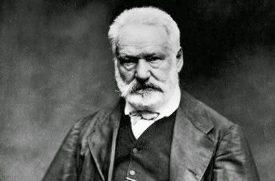 Poema Desejo, do poeta francês Victor Hugo