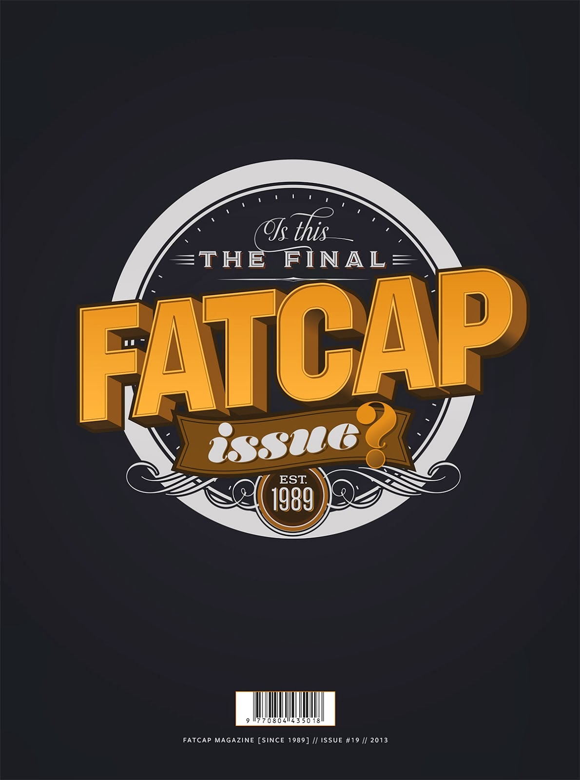 Fat Cap magazine
