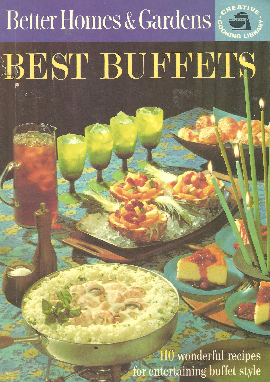 Bad and Ugly of Retro Food: The Bestest Buffets In One Book