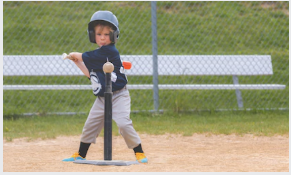 T-Ball Skills And Drills (VIDEO)