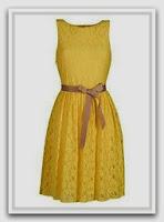 Платье полусолнце от Apart в стиле New Look