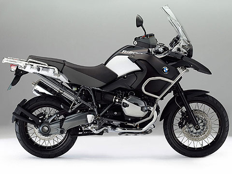 Gambar Motor 2013 BMW R1200GS Adventure Triple Black - 480x360 pixels