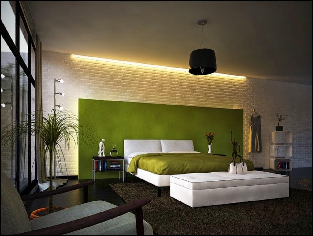 GAMBAR Dekorasi Furnitur Rumah Minimalis Desain Sempit Sederhana