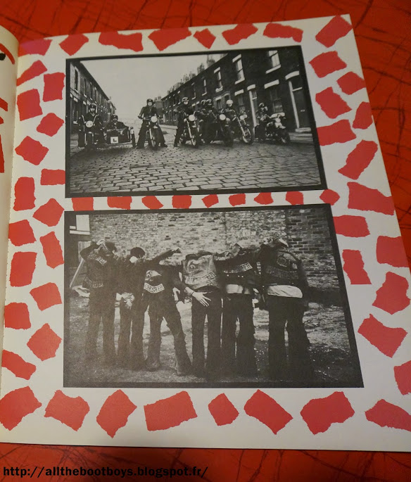 City Indians - Wroblewski / Gommez-Vaëz - 1983 punk rocker rockabilly rock n roll outlaw skinhead