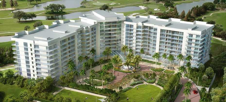 NEW HIGHRISE BUILDING UNDER CONSTRUCTION NOW IN BOCA RATON at BOCA WEST COUNTRY CLUB