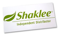 Shaklee Independent Distributor.