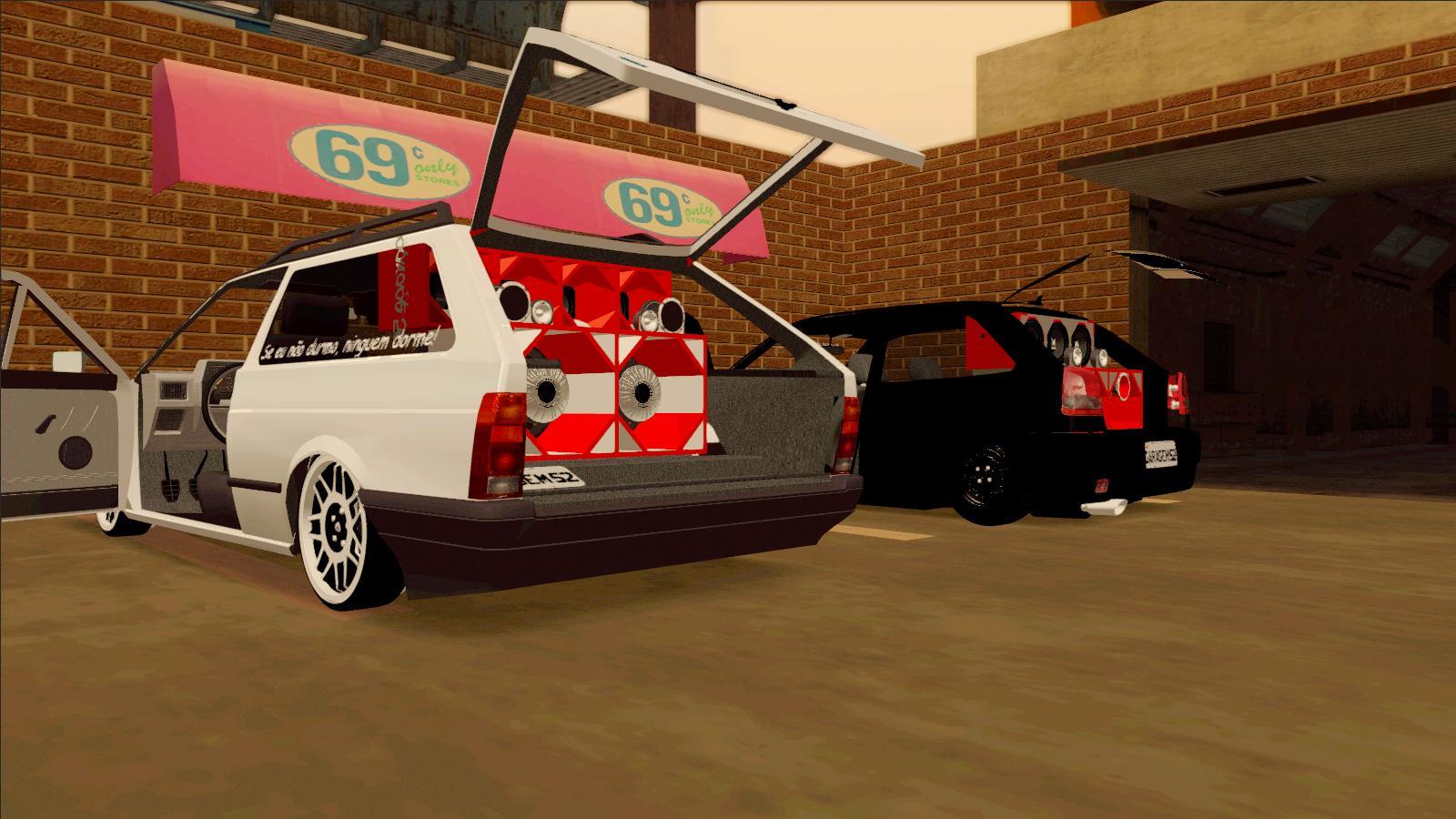 Volkswagen parati garage 52 edit by gb3d ekip dubi pc for Garage volkswagen 95
