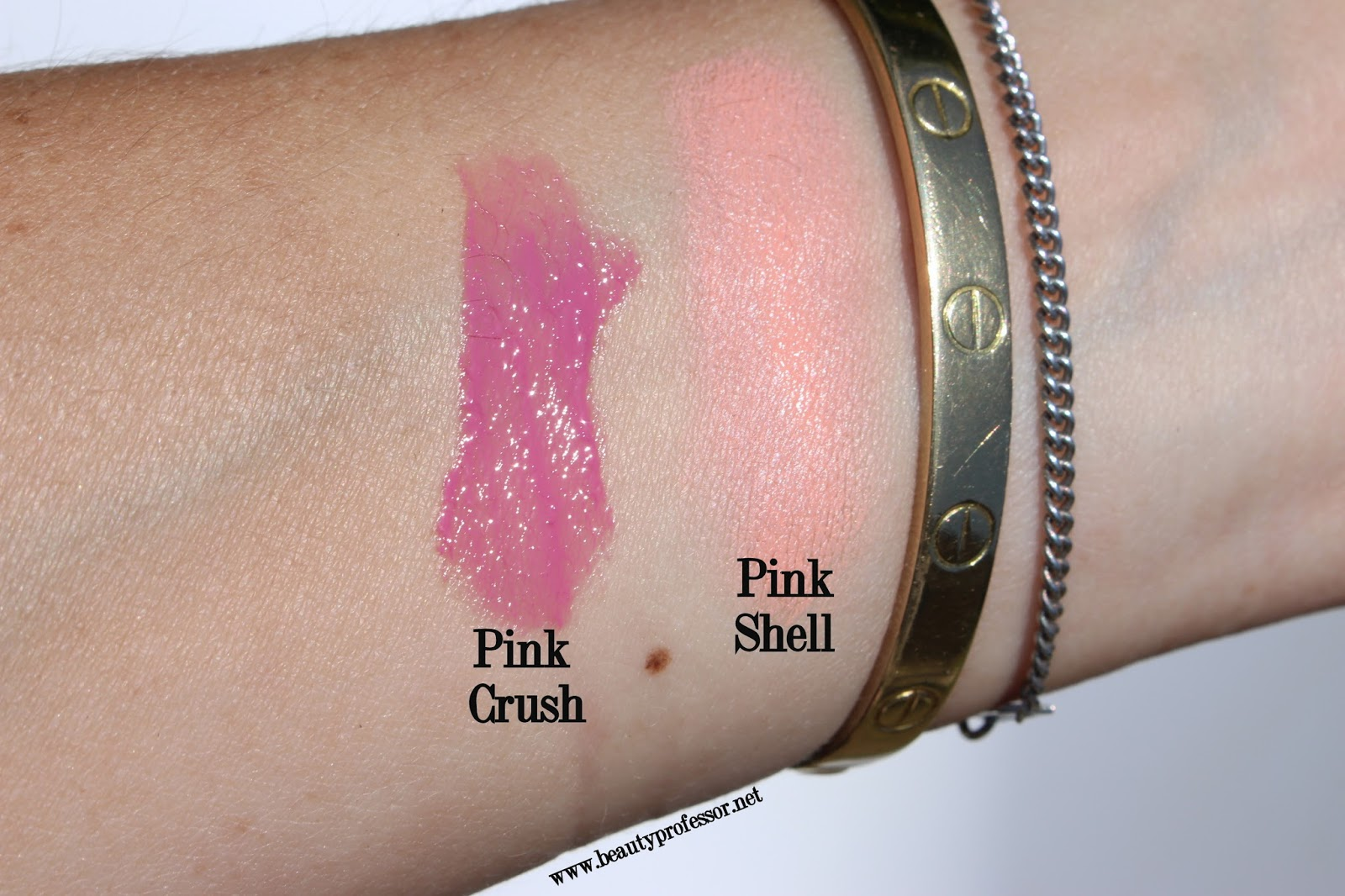 mehron swatches