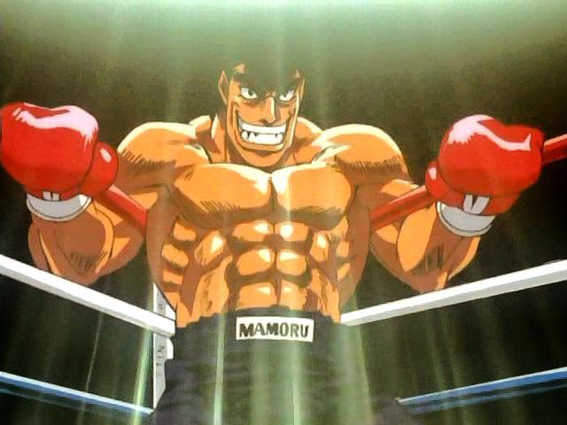 Masao Fitness Hajime No Ippo Espiritu De Lucha
