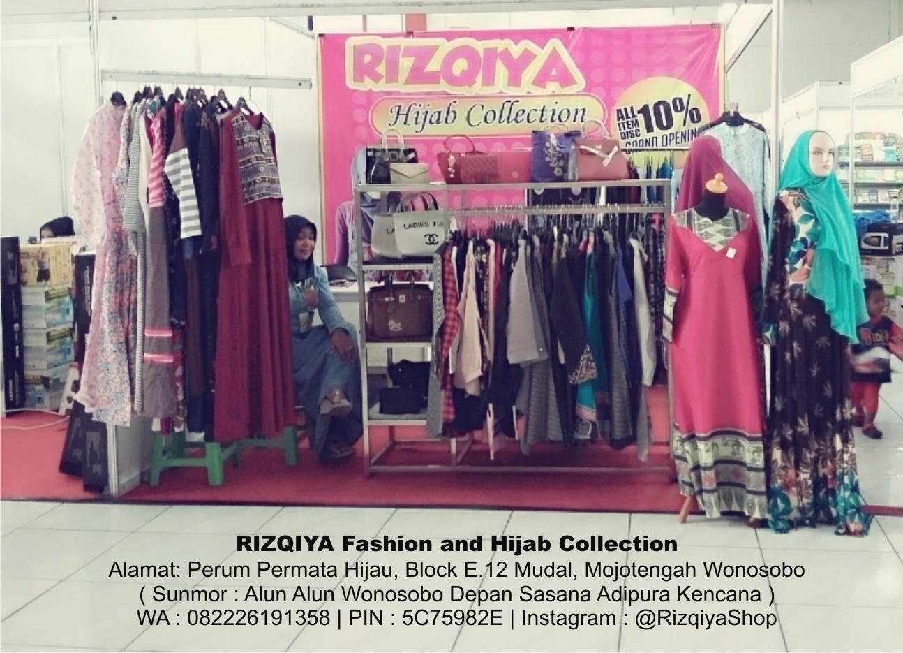 Rizqiya Shop Mudal Mojotengah