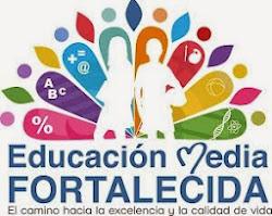 Logo Educación Media Fortalecida