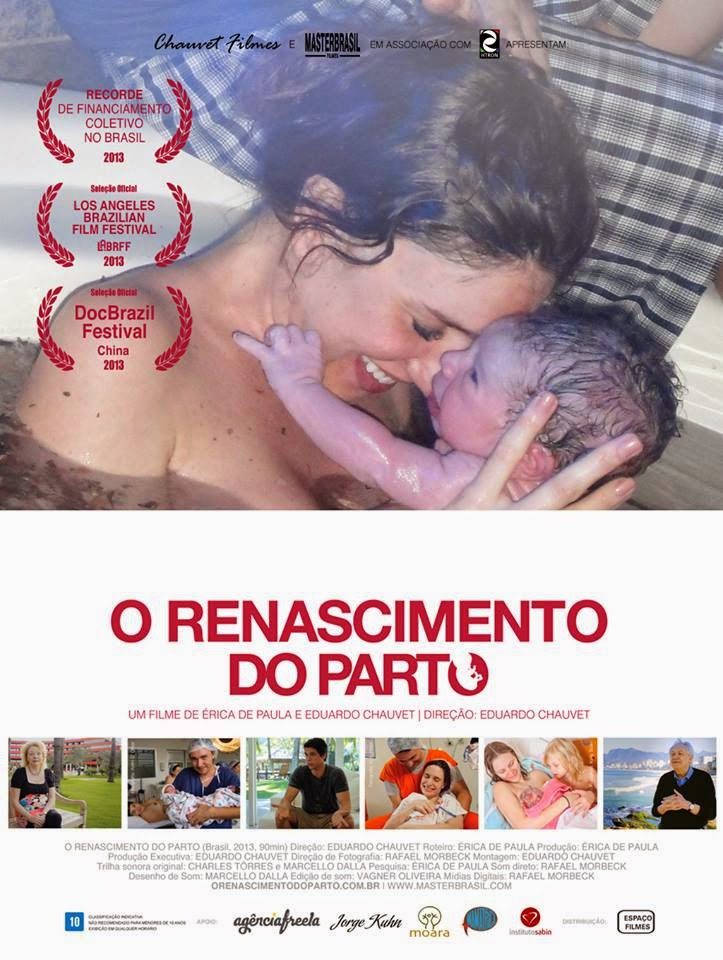 capa Download – O Renascimento do Parto – DVDRip AVI + RMVB Nacional