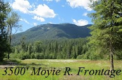 MOYIE RIVER Property for Sale
