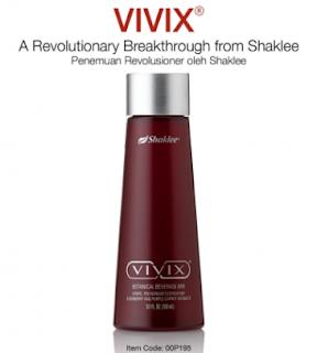 Promosi SHAKLEE JAN 2016. Vivix