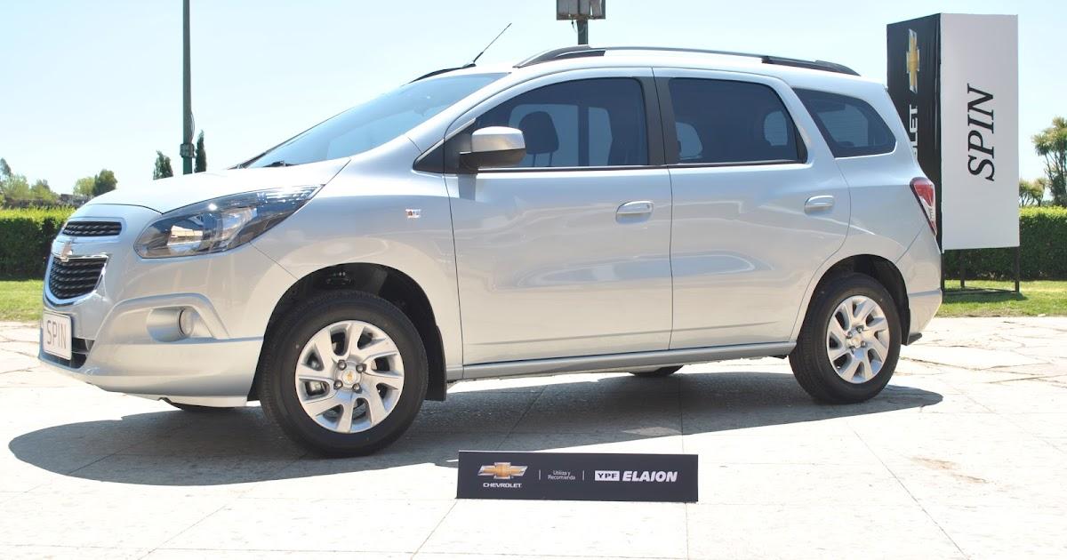 Nueva Chevrolet Spin Gallitoautospruebas