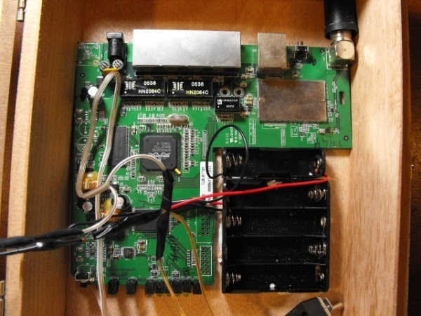 Radioamateur fabriquer un hotspot wifi r p teur autonome for Repeteur wifi exterieur