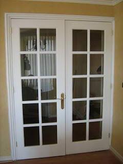 Fotos y dise os de puertas puertas para exteriores for Puertas metalicas para patio