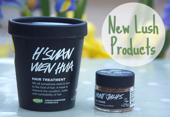 Lush H'suan Wen Hua Mint Julips Review