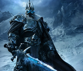 Arthas de World of Warcraft