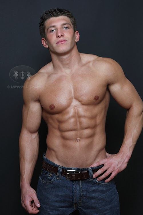 Tyler Anthony All American Guys   Male Model: Tyler