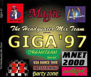 The Headquater Mix Team - Giga 97