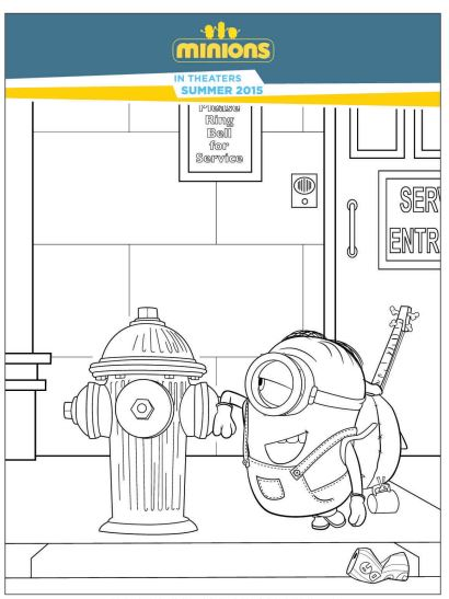 image relating to Printable Activity Books named Totally free Printable Minions Game E book. Oh My Functions for