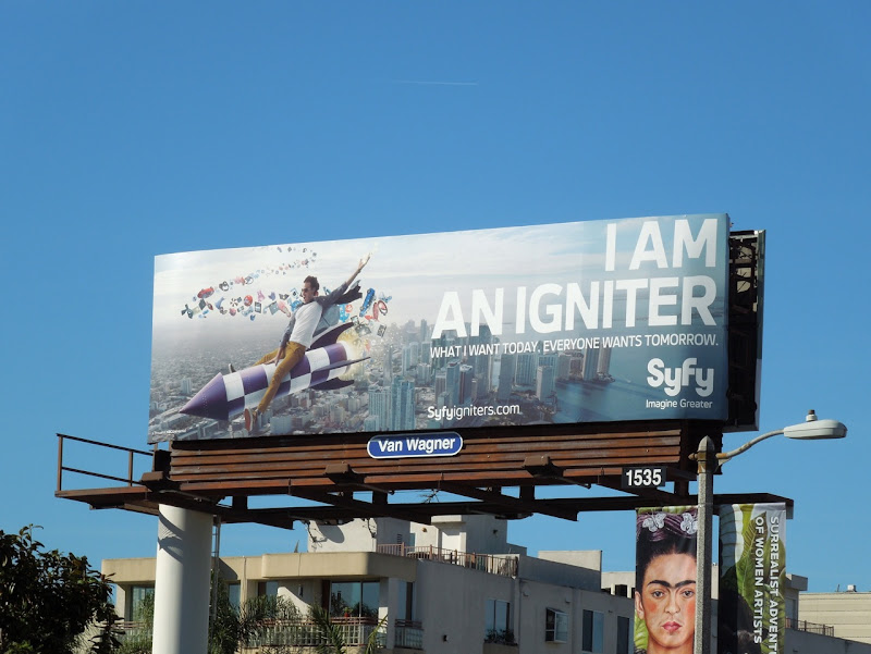 Igniter Syfy billboard Jan12